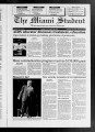 The Miami Student, Vol. 120, No. 19 (Nov. 10, 1992)